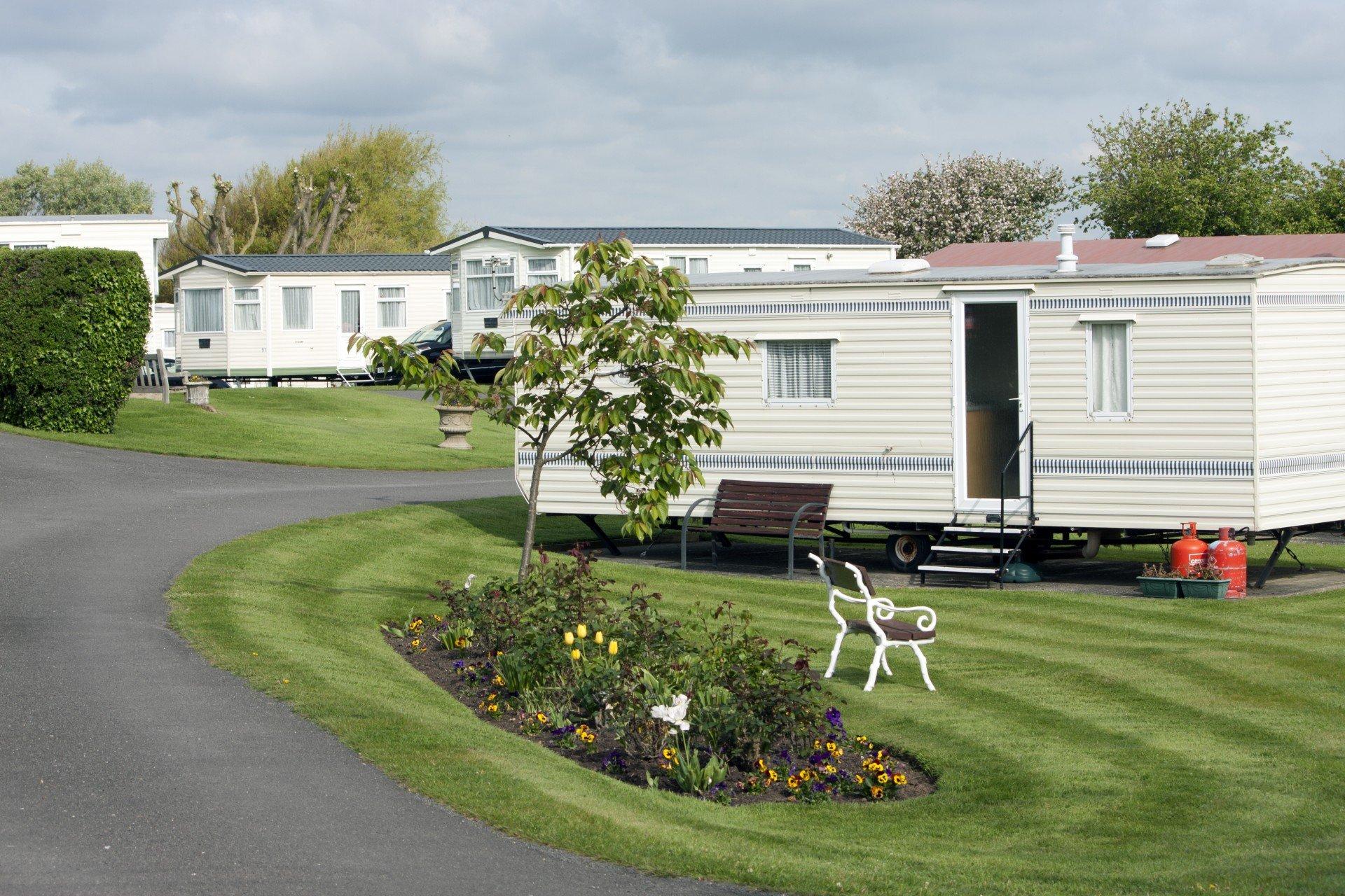 Camping and Caravan Grants