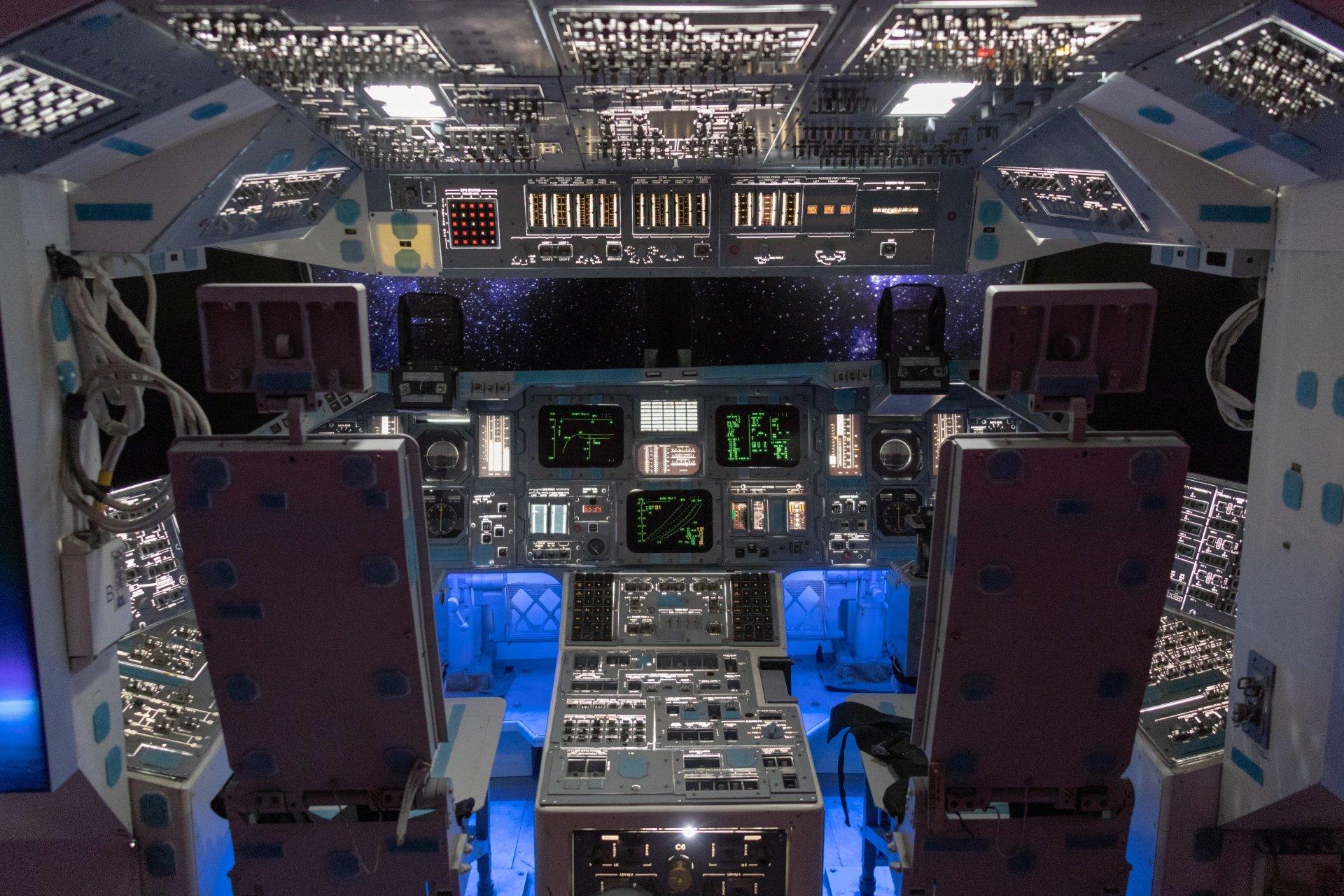 Mission Control Centre
