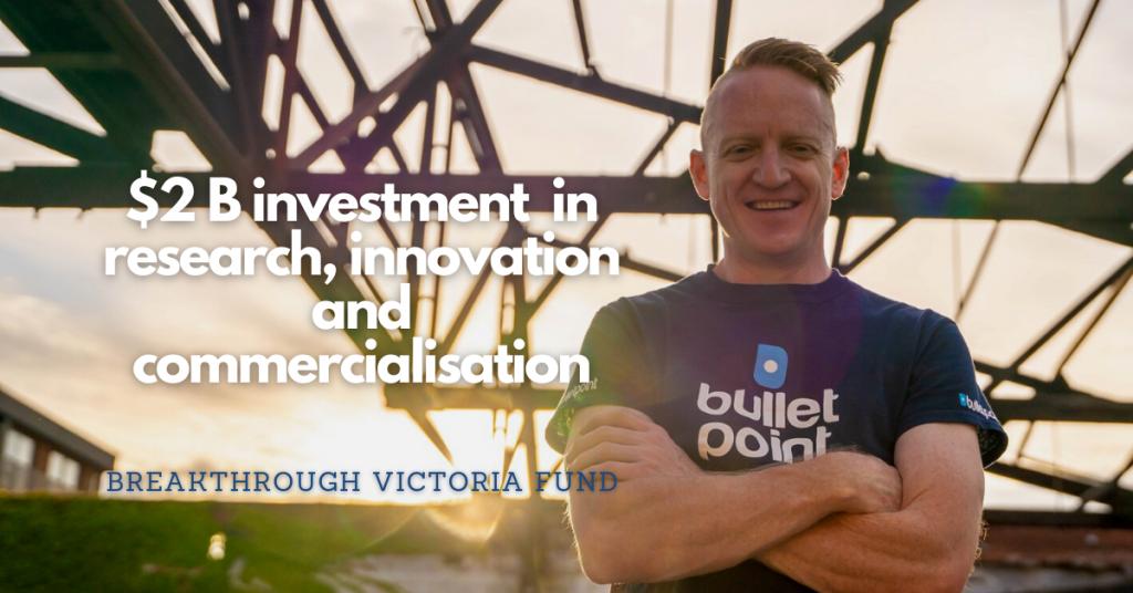 Breakthrough Victoria Fund